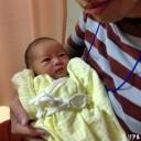 ≪生後0ヶ月≫赤ちゃんの五感はどうなってるの?