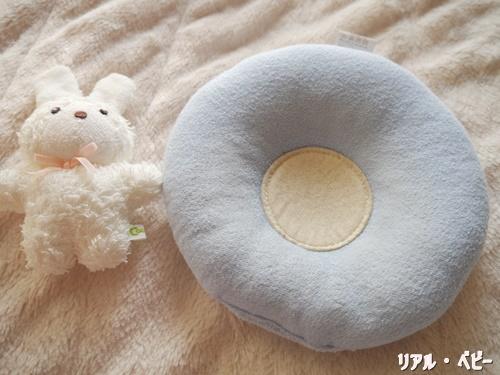 ≪0ヶ月≫新生児にドーナツ枕は必要?不必要?