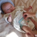 ≪生後0ヶ月≫赤ちゃんの紙おむつをスマートに変える5手順