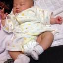 ≪生後1ヶ月≫赤ちゃんの体の特徴