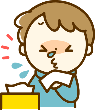副鼻腔炎・蓄膿症の特徴と対処