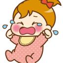 赤ちゃんの下痢対処!脱水症状に注意して