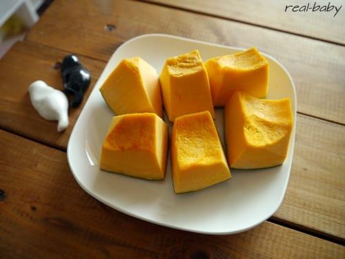 かぼちゃのレシピ
