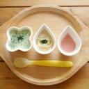 離乳食初期~白身魚と豆腐のレシピ