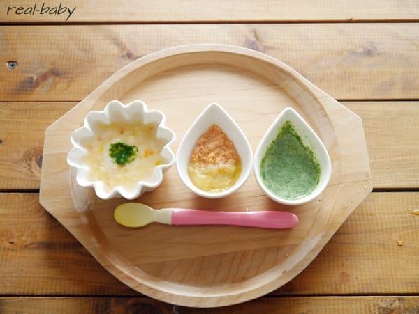 離乳食中期~鮭のアレンジレシピ