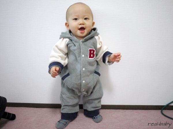 赤ちゃんの秋の服装~冬支度コーディネート集~