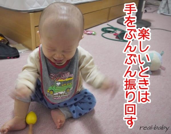 ≪生後10~11ヶ月≫赤ちゃんのあやし方で効果があった5選