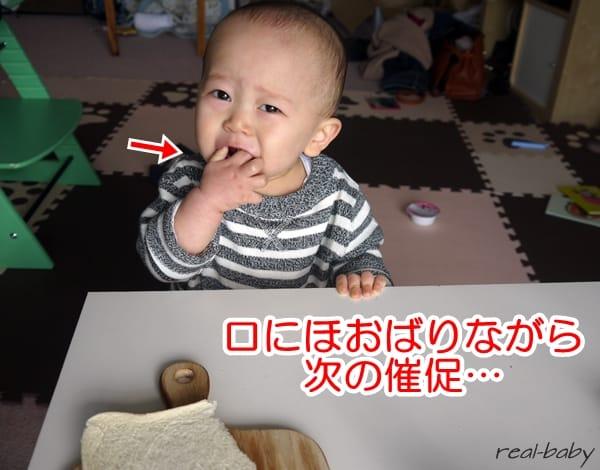 生後11ヶ月ごろ~赤ちゃんが食べ過ぎる原因と対処法は?