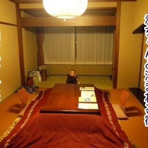 赤ちゃんと泊まれる宿体験記~なかや旅館~